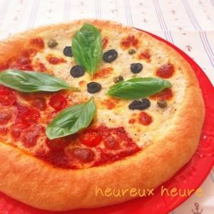 2種のピッザ